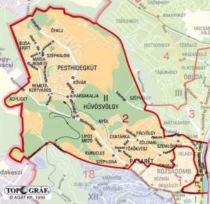 budapest ii ker térkép Aranylant budapest ii ker térkép